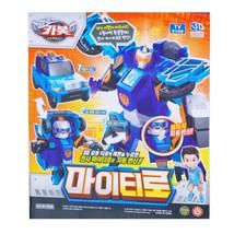 Hello Carbot Mightyro Mytiro Transforming Action Figure Korean Toy Vehicle Robot