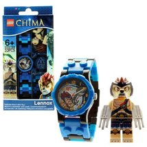 Year 2013 Legos Legends of Chima Series Watch with Minifigure Set #90004... - $34.99