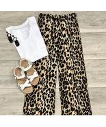 New Mix Women's Leopard Pants Size 2-12 & 14-18 - $12.00