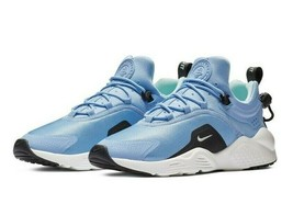 Nike Huarache City Move Women's Running Blue(AO3172-400)Size:US 10.5 - $64.99