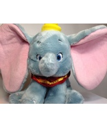 "Disney Store Core Dumbo Plush Stuffed Big Ears Circus Elephant 11"" - $24.99"