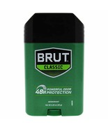 BRUT Deodorant Stick Original Fragrance 2.25 oz (Pack of 2) - $12.00