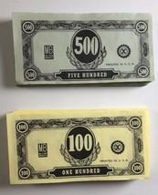 Operation Skill Game Replacement Money Smoking Doctor Milton Bradley 196... - $6.85