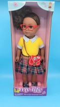 My Life As 18-inch Poseable Foreign Language Tutor Doll, African American - $29.99