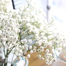 Fake Flowers 1pcs Rustic Artificial Flower Interspersion Gypsophila Deco... - $15.10
