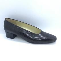 Nine West Short Heels Women Size 6.5 Leather Pumps - $30.00