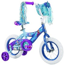 Huffy 12 inch Disney Frozen Girls Bike, Blue/Purple - $80.50
