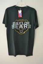 NCAA Baylor Bears Mens Turf Icon Tri-Blend T-Shirt, Hunter, Medium NWT - $14.85