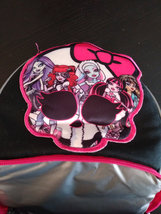Monster High Ghoulishly Girls Canvas Insulated Lunch Bag image 6