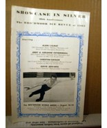 Program Booklet Showcase in Silver 25th Anniversary The Broadmoor Ice Re... - $8.99