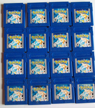Pokemon Blue Version Game  AUTHENTIC - NEW SAVE BATTERY - GOOD CONDITION  - $19.97