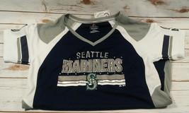 Majestic Seattle Mariners Women's DRAFT ME Large Jersey - MLB - $25.09