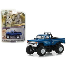 1974 Ford F-250 Monster Truck Midwest Four Wheel Drive - $19.21