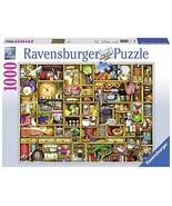 Ravensburger Kitchen Cupboard 1000 Piece Jigsaw Puzzle - $20.40