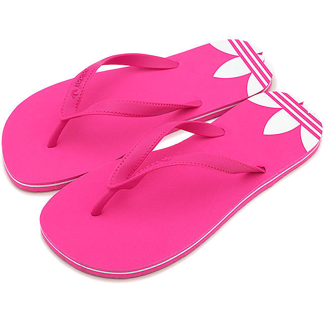 lowest price f3ac5 e3b5e Adidas Originals Ladies ADISUN Flip Flops Womens Sandals Pool Beach Thongs  Pink