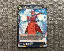 Kibito, Kai's Attendant x1 (NM) - Dragon Ball Super TCG CCG Card - $3.92