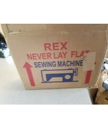 Rex RX-607  Portable Upholstery Walking Foot Sewing Machine - $332.45