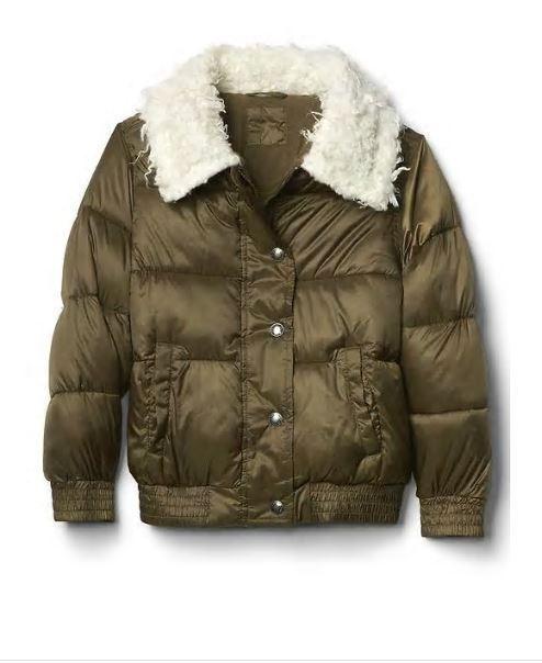 GAP Men/'s Warmest Jacket Winter Coat Size S,M,2XL,XXL  NEW NWT