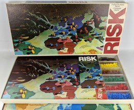Vintage 1975 RISK World Conquest Board Game, Parker Brothers, Fun Classi... - $25.00