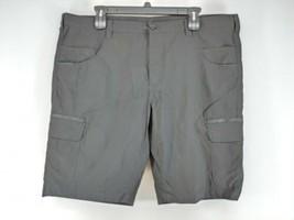 Propper Tactical Utility Shorts Men's Sz 46 Black Stretch Fabric (a)  - $22.99