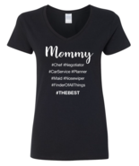 Mommy Shirt, Mothers Day Hashtag Shirt, Mother's Day Shirt - $12.99