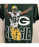 VTG 1993 Reggie White T Shirt Green Bay Packers NFL Football 90s USA Men... - $34.99