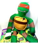 "Stretchkins RAPHAEL Teen Ninja Turtle TMNT Stretch 28"" to 48"" see photos - $19.33"