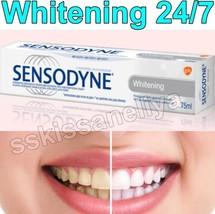 Sensodyne Whitening 24/7 Protection Medicine Toothpaste 75 ml Sensitive Teeth - $11.38