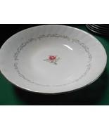 "Beautiful  ROYAL SWIRL Fine China ...Round SERVING DISH ..9"" diameter - $8.03"