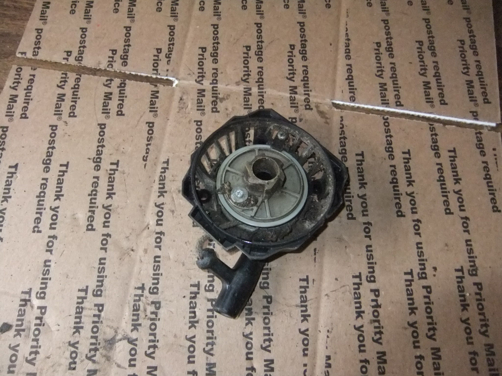 Craftsman String Trimmer 358.797270 32 CC Recoil Assembly