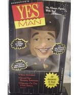 Vintage Executive Desk Toy YES MAN Electronic 1990 Rau Creations - $32.33