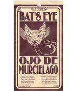 Bat Eye Root protection against evil hoodoo voodoo Santeria ritual spell... - $12.99