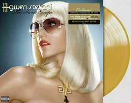 Gwen Stefani - The Sweet Escape Exclusive Limited Edition Gold Colored V... - $69.99