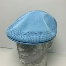 Men's Kangol Lt. Blue Tropic 504 Ventair Cap - $79.00