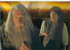 2004 Topps Chrome Lord Of The Rings Trilogy - Pick Choose Your Cards - $0.99