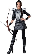 InCharacter Midnight Huntress Adult Costume Black - $33.78