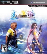 Final Fantasy X X-2 HD Remaster Standard Edition - PlayStation 3 - $23.68