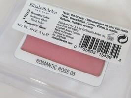Elizabeth Arden Cheek Color Romantic Rose 06Tester Refill .19 oz NEW - $14.80