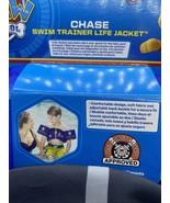 Paw Patrol Life Jacket Kid's Swim Trainer 30-50 lbs Chase Swimways SeaSquirts - $15.99