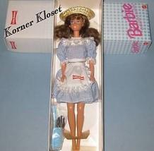 Little Debbie Snack Cakes Barbie Doll  - 1992 NRFB - $22.20