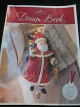 HALLMARK VINTAGE KEEPSAKE ORNAMENT DREAMBOOK DREAM BOOK 2006 NEW - $9.99