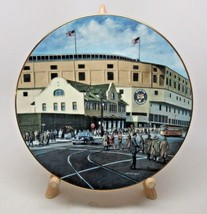 The Bradford Exchange Collector Plate Briggs Stadium Home of the Tigers ... - $12.38