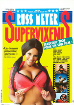 SUPERVIXENS Movie POSTER Expliotation Russ Meyer - $6.22+