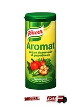 Knorr Aromat Aromatik Seasoning - Product Of Switzerland 1 Pack X 90gr - $10.86