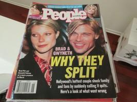 People Magazine , June 30 , 1997 , Brad & Gwyneth Why They Split ,Farrah... - $19.80