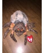 Vintage 2000  Ty Hairy the Tarantula Spider Beanie Baby Original MWMT Retired - $5.83