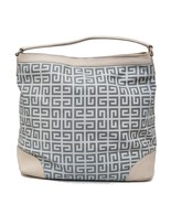 Authentic GIVENCHY Coated Canvas Monogram Large Tote Bag - $303.88