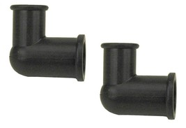 2 PK, 692189, 67838 90 Degree Breather Tube Grommet, Briggs & Stratton - $3.91