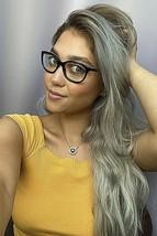 New BURBERRY B 21483428 Rx 52mm Black Women's Eyeglasses Frame - $129.99