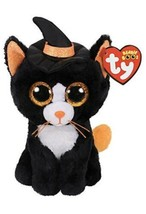 Ty Beanie Boos WITCHIE the Cat New with Tags - $11.87